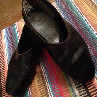 ヨウジヤマモト(Yohji Yamamoto)のy's レザーシューズ(ローファー/革靴)