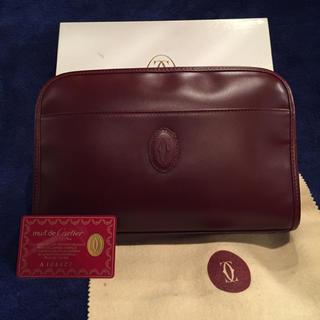 カルティエ(Cartier)のカルティエ セカンドバック(ビジネスバッグ)