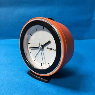 セイコー(SEIKO)の【未使用品】Amazon オリジナル クロック 目覚まし時計 アラーム(置時計)