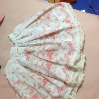リズリサ(LIZ LISA)のLIZ LISAメリーゴーランドスカート(ひざ丈スカート)