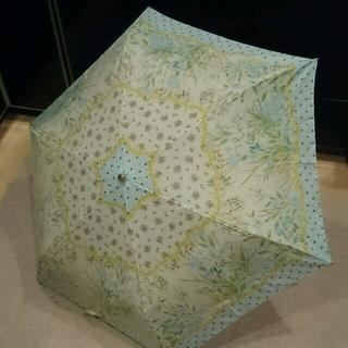フランシュリッペ(franche lippee)のフランシュリッペ リボンボーダー 傘&レインブーツ(傘)
