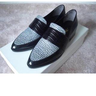 スリーワンフィリップリム(3.1 Phillip Lim)のフィリップリム人気ローファー【35】3.1phillip Lim(ローファー/革靴)