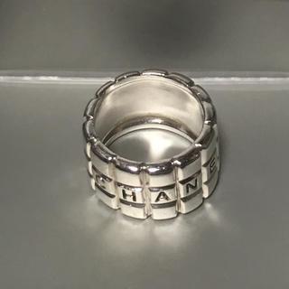 シャネル(CHANEL)のシャネルリング(リング(指輪))