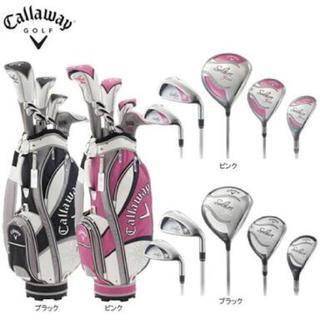キャロウェイゴルフ(Callaway Golf)の値下げ❤️キャロウェイ ゴルフクラブセット(クラブ)
