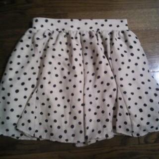 マーキュリーデュオ(MERCURYDUO)のドットスカート♥(ミニスカート)