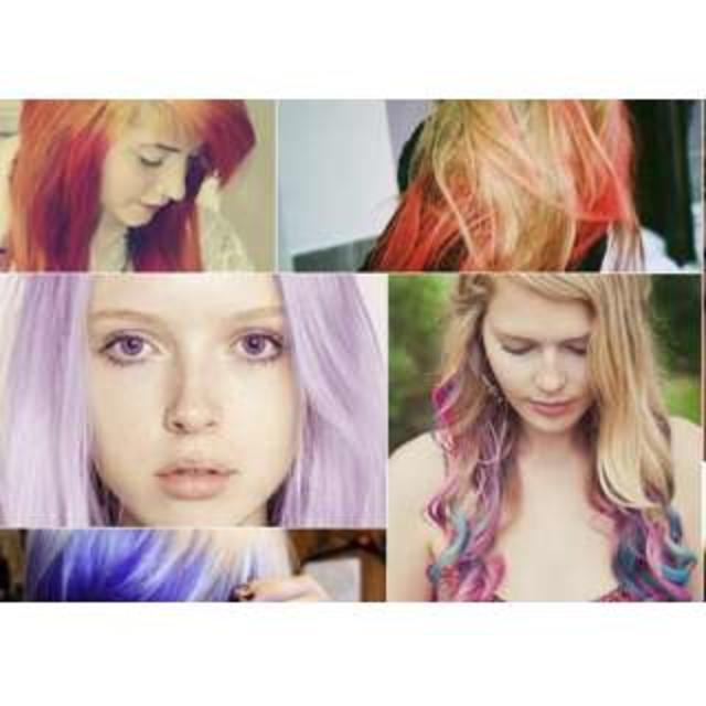 髪色チェンジ♡36色セット♡カラーリング コスメ/美容のヘアケア(カラーリング剤)の商品写真