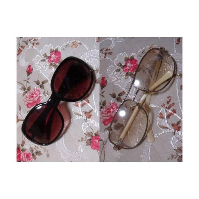 サングラス セット 伊達メガネ メガネまとめ売り お得 メンズのファッション小物(サングラス/メガネ)の商品写真