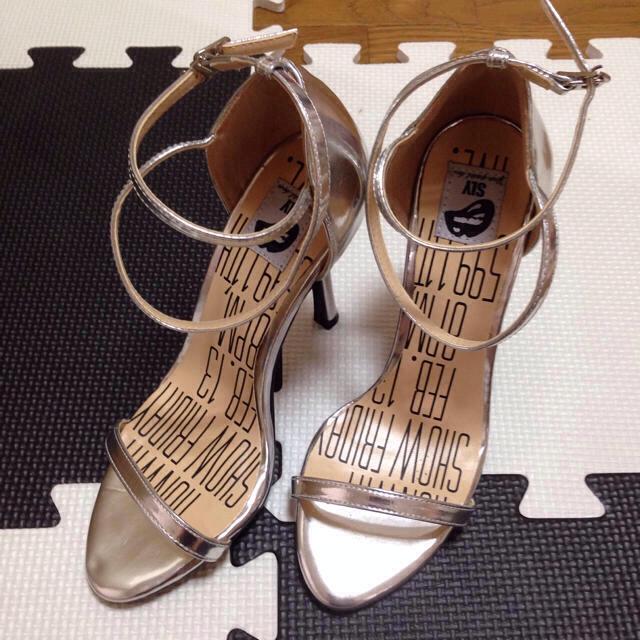 SLY(スライ)のSLYサンダル レディースの靴/シューズ(サンダル)の商品写真