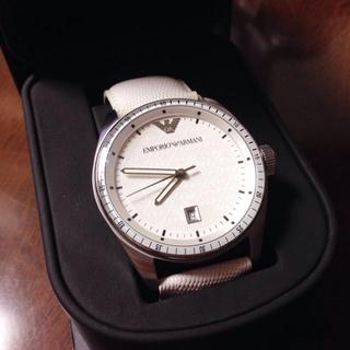 45e98f805a エンポリオアルマーニ(Emporio Armani)の美品 エンポリオアルマーニ 腕時計(腕時計)