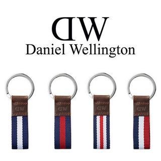 ダニエルウェリントン(Daniel Wellington)の新品☆限定キーリング!【Daniel Wellington】 全4色!(キーホルダー)