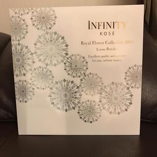 インフィニティ(Infinity)のインフィニティ ルースパウダー(フェイスパウダー)