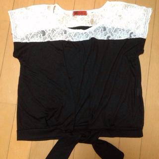 パピヨネ(PAPILLONNER)のT-shirts(Tシャツ(半袖/袖なし))