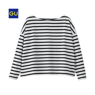 ジーユー(GU)のGU/ジーユー♡今季ボーダーフォルミーT/Sサイズ(Tシャツ(長袖/七分))