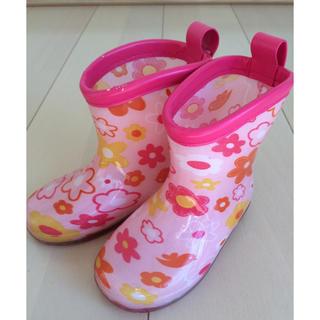 アカチャンホンポ(アカチャンホンポ)の女の子長靴☆14㎝(長靴/レインシューズ)