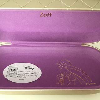 Disney(ディズニー)の【Disney×Zoff】✿ラプンツェルver メガネケース✿  レディースのファッション小物(サングラス/メガネ)の商品写真