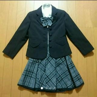 ムージョンジョン(mou jon jon)の【即購入可能!!様専用】入学式 スーツセット 女の子 120(ドレス/フォーマル)