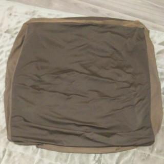 ムジルシリョウヒン(MUJI (無印良品))の無印良品 ビーズクッション用カバー(クッションカバー)