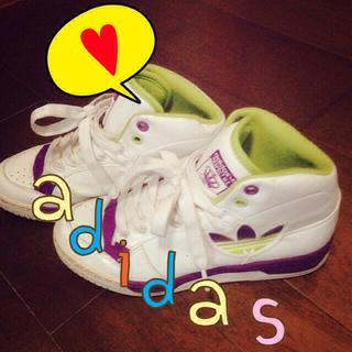 アディダス(adidas)のadidasスニーカー値下げ‼︎(スニーカー)
