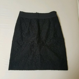 デミルクスビームス(Demi-Luxe BEAMS)のBEAMS レースタイトスカート(ひざ丈スカート)