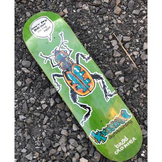 KROOKED 8.38  Deck クルキッド スケートボード デッキ