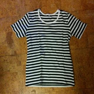 ムジルシリョウヒン(MUJI (無印良品))の無印の肌触りしっとりTシャツ♥(Tシャツ(半袖/袖なし))