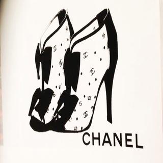 シャネル(CHANEL)のCHANELキャンバスPOP ART(オーダーメイド)