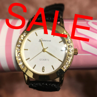 ジェネラ(GENERRA)の只今送料無料❣️GENEVAレディース腕時計(腕時計)