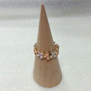 お花のリング(リング(指輪))