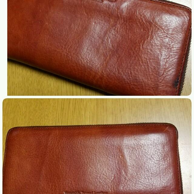 KATHARINE HAMNETT(キャサリンハムネット)のKATHARINE HAMNETT長財布 メンズのファッション小物(長財布)の商品写真