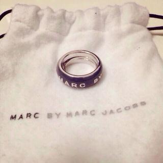 マークバイマークジェイコブス(MARC BY MARC JACOBS)ののんくまさま♡28日までお取り置き(リング(指輪))