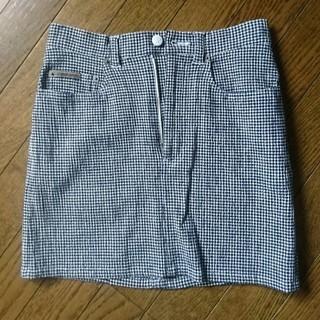 カルバンクライン(Calvin Klein)のck スカート(ミニスカート)