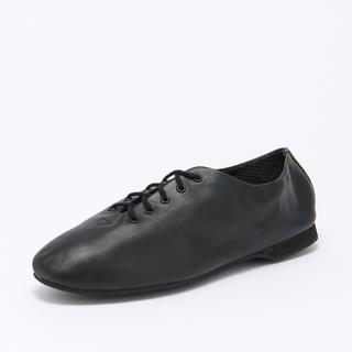 レペット(repetto)の新品未使用*ブラックレザー レースアップシューズ レペット好きにおすすめ(ローファー/革靴)