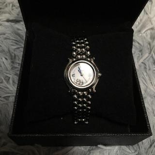 ショパール(Chopard)のショパール ハッピースポーツ5Pダイヤ(腕時計)
