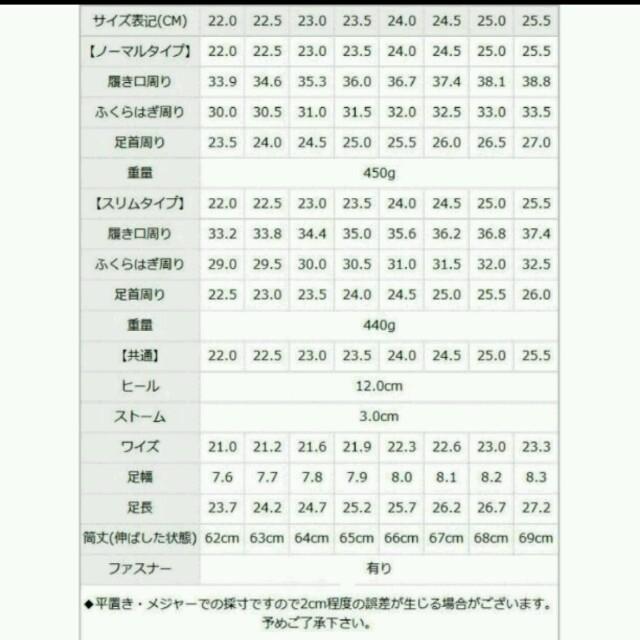 夢展望(ユメテンボウ)のギャル ロングブーツ  レディースの靴/シューズ(ブーツ)の商品写真
