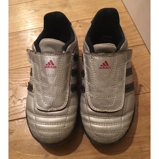アディダス(adidas)のサッカーシューズ*アディダス*キッズ(スニーカー)