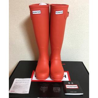 ハンター(HUNTER)のハンター レインブーツ uk3 新品(レインブーツ/長靴)