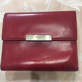 プラダ(PRADA)の❤️正規品PRADA  財布❤️再お値下げしました(財布)