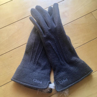 クロエ(Chloe)のゆりさん専用☆Chloe :  レディース手袋(手袋)