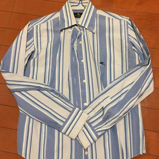 エトロ(ETRO)のみりん様専用★エトロストライプシャツ(シャツ/ブラウス(長袖/七分))
