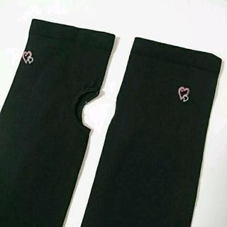 シマムラ(しまむら)の美品 しまむら UV加工 アームカバー 手袋 (手袋)