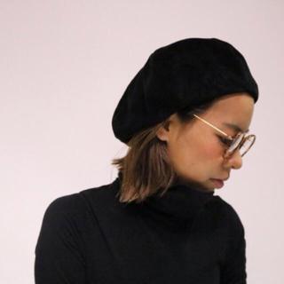 アングリッド(Ungrid)のungrid 新品コーデュロイベレー帽(ハンチング/ベレー帽)