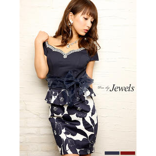 ジュエルズ(JEWELS)の美品 キャバ ドレス(ナイトドレス)