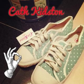 キャスキッドソン(Cath Kidston)のCath Kidston スニーカー(スニーカー)