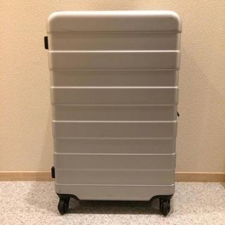 ムジルシリョウヒン(MUJI (無印良品))の無印良品 キャリーバッグ(スーツケース)(スーツケース/キャリーバッグ)
