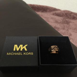 マイケルコース(Michael Kors)のマイケルコース❤️指輪(リング(指輪))