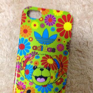 アディダス(adidas)のiPhoneケース5(その他)