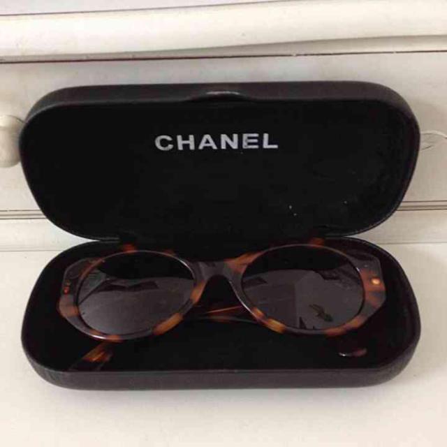 6ed7b39c5641 CHANEL(シャネル)のレア CHANEL ヴィンテージ シャネル サングラス レディースのファッション小物(サングラス
