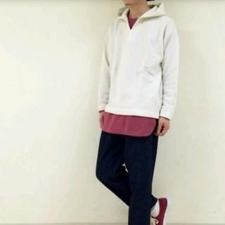 レイジブルー(RAGEBLUE)の【新品】ロング丈シャツ ピンク(Tシャツ/カットソー(七分/長袖))