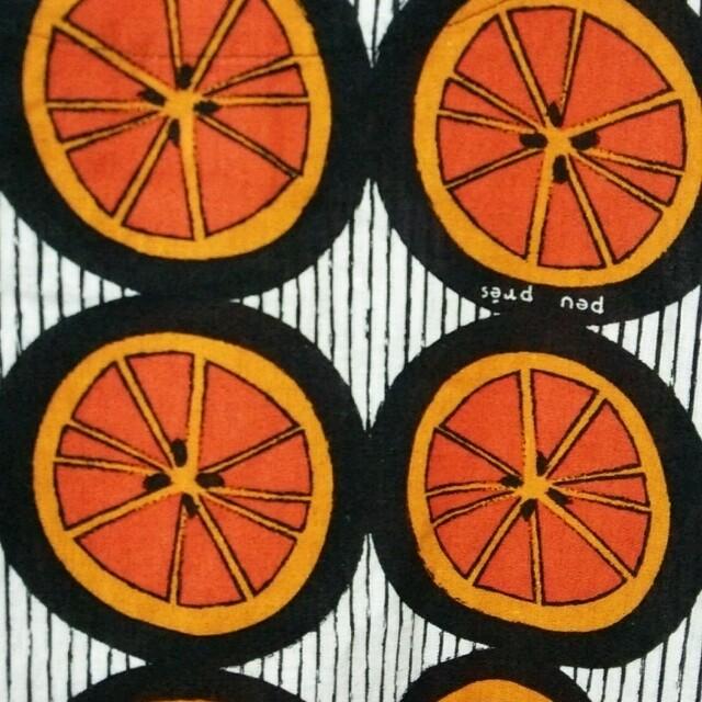 peu pres(プープレ)のプープレ シチリアオレンジワンピース レディースのワンピース(ミニワンピース)の商品写真