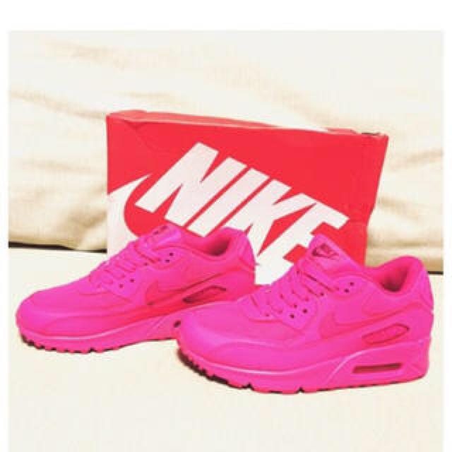 NIKE(ナイキ)のNIKE エアマックス90 ピンク レディースの靴/シューズ(